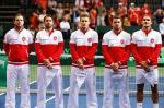 Sélection nationale Suisse tennis Coupe Davis Federer Wawrinka